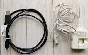 充電ケーブルmicro USB Type-B