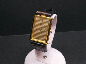 S.T.Dopont 82EAU77 腕時計 クォーツ