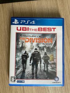 PS4 DIVISION ディビジョン PS4ソフト