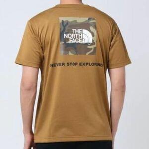 新品 ノースフェイス Mサイズ 半袖Tシャツ ロゴTシャツ THE NORTH FACE メンズ