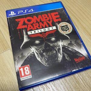 【PS4】 Zombie Army Trilogy [輸入版]