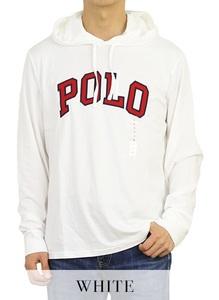 新品 アウトレット 2881 XLサイズ 長袖 Tシャツ ロゴ polo ralph lauren ポロ ラルフ ローレン 白