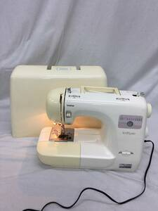 BROTHER ブラザー 家庭用 ミシン teddy800 手芸 裁縫 通電確認済