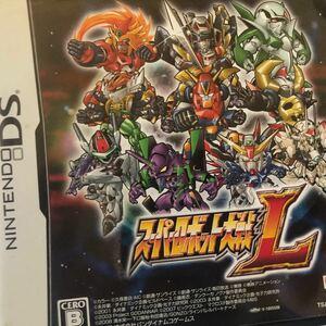 スーパーロボット対戦L Nintendo DS