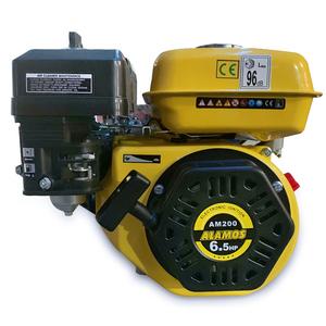 ガソリンエンジン OHV 空冷4サイクル 汎用型エンジン 最大出力6.5HP 6.5馬力 リコイル式 家庭用 業務用 農作業用高性能 高出力省油 低騒音