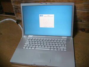 Бесплатная доставка /SSD ...  * MacBook A1150 SSD32GB  память 2GB CoreDuo  бывший в употреблении товар   Аккумулятор  Ничего  US клавиатура  Спецификация