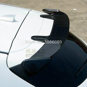 マツダ 3 アクセラハッチバック 2014 から 2017 汎用 スタイルリアスポイラーウイングテールトランク蓋カバー自動
