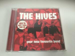 中古◆THE HIVES / Your new favourite band