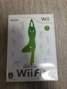 Wii Fit Wiiソフト Wii 任天堂
