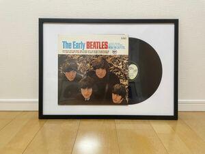 The Beatles 中古レコード インテリア 鑑賞用