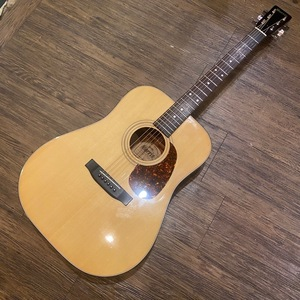 Morris W-15 Acoustic Guitar 1975-78 акустическая гитара Morris -GrunSound-w993-