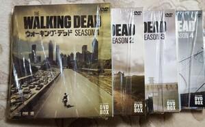 ウォーキング・デッド シーズン1 ~4コンパクトDVD-BOX DVD