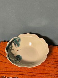小鉢 青釉