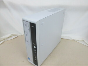 NEC Mate MJ19E/L-G PC-MJ19ELVZ1BSG Celeron G465 1.9GHz 4GB 250GB DVD作成 Win10 64bit Office USB3.0 Wi-Fi [79261]