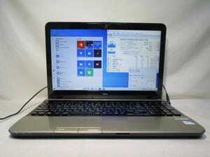 NEC LaVie LS150/LS6G Celeron 1000M 1.8GHz 4GB 240GB 爆速SSD(新品) 15.6型 DVDマルチ Win10 64bit Office USB3.0 Wi-Fi HDMI [79311]