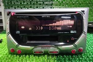 .psi. Kenwood DPX-04 2DIN размер CD. кассетная дека CD слот дефект