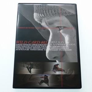 DVD WILD CARD 02 CARVEMAN カーブマン スノーボード / 送料込み