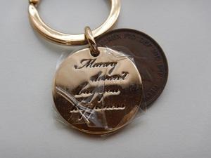 Paul Smith ポールスミス キーホルダー キーリング バッグチャーム メダル コイン おしゃれ かわいい 小物 アクセサリー 新品