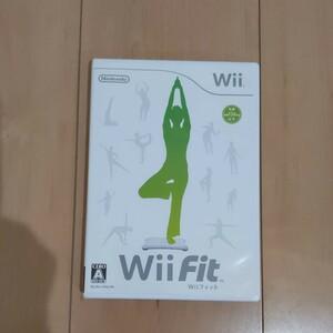 バランスWiiボード と  Wii Fit の セット