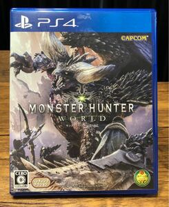 モンスターハンターワールド PS4ソフト PS4