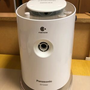 Panasonic スチーマーナノケア EH-SA60