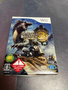 モンスターハンター3(トライ) Wii