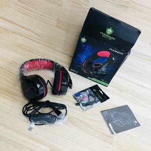 G4994-10 ゲーミングヘッドセット PHOINIKAS H-3 ヘッドホン PS4 PS5