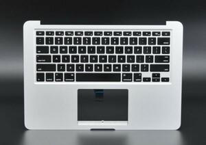 MacBook Air 13 inch 2013 2014 2015 A1466 US клавиатура   Упор для рук   бывший в употреблении товар     динамики     Топ случай