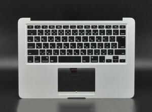MacBook Air 13 inch 2013 2014 Early 2015 2017 A1466  японский язык  клавиатура   Упор для рук   динамики     бывший в употреблении товар 1-1    Топ случай