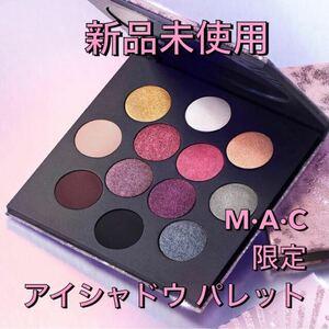 【限定品】新品未使用 MAC 限定 アイシャドウ パレット 12色