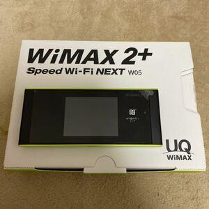 【箱なし】モバイルルーター UQ WiMAX SPEED   Wi-Fi NEXT  WiMAX2