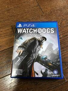 PS4版 ウォッチドッグス