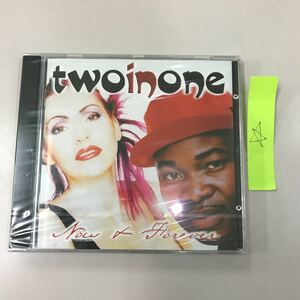 CD 輸入盤未開封【洋楽】長期保存品 TWO IN ONE NOW AND FOREVER