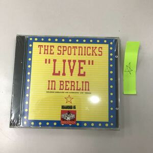 CD 輸入盤未開封【洋楽】長期保存品 THE SPOTNICKS