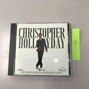 CD 輸入盤 中古【洋楽】長期保存品 CHRISTOPHER HOLLYDAY
