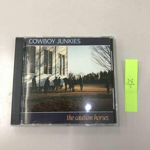 CD 輸入盤 中古【洋楽】長期保存品 COWBOY JUNKIES