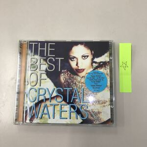 CD 輸入盤 中古【洋楽】長期保存品 THE BEST OF CRYSTAL WATERS