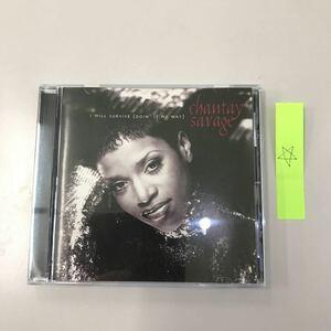 CD 輸入盤 中古【洋楽】長期保存品 CHANTAY SAVAGE