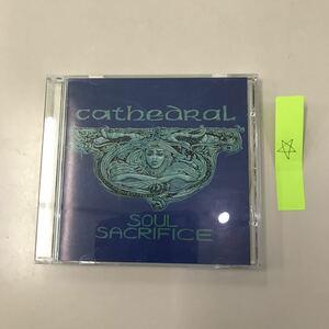 CD 輸入盤 中古【洋楽】長期保存品 CATHEDRAL