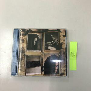 CD 輸入盤 中古【洋楽】長期保存品 ANDRU DONALDS