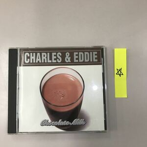 CD 輸入盤 中古【洋楽】長期保存品 CHARLES & EDDIE