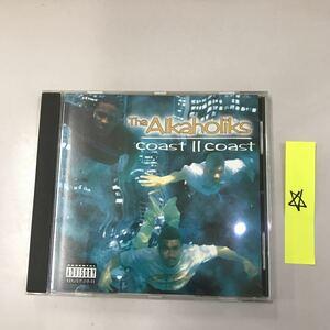CD 輸入盤 中古【洋楽】長期保存品 THA ALKAHOLIKS