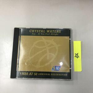 CD 輸入盤 中古【洋楽】長期保存品 CRYSTAL WATERS