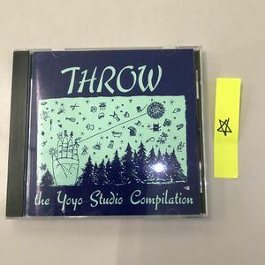 CD 輸入盤 中古【洋楽】長期保存品 THROW the yoyo studio compilation
