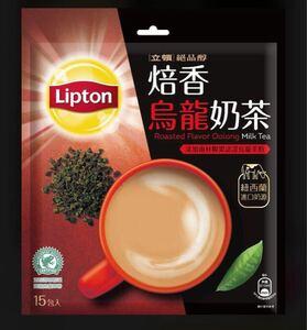 台湾限定 リプトン ウーロンミルクティー
