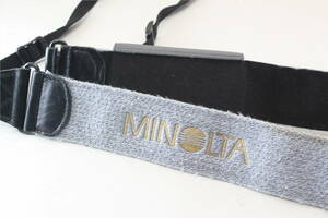 【純正】MINOLTA ミノルタ ストラップ⑰-115