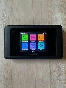 ルーターネットワーク機器 pocket ポケット WiFi  モバイルルーター  HUAWEI ファーウェイ 603HW ブラック