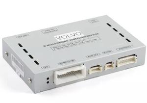 ◇ボルボ V40 2011ー2014 ビデオインターフェース 7インチモニター搭載車 地デジ バックカメラ- -IF-1056