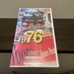 1976 F1グランプリ タイレル ティレル 6輪車 VHS ビデオテープ