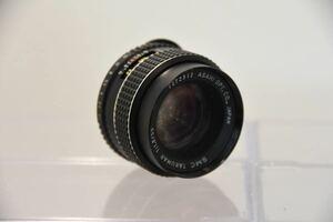 ペンタックス PENTAX TAKUMAR SMC F1.8 55mm レンズ LENS Z28